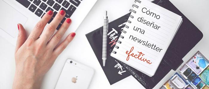 Cómo diseñar una newsletter efectiva para tu negocio del bienestar