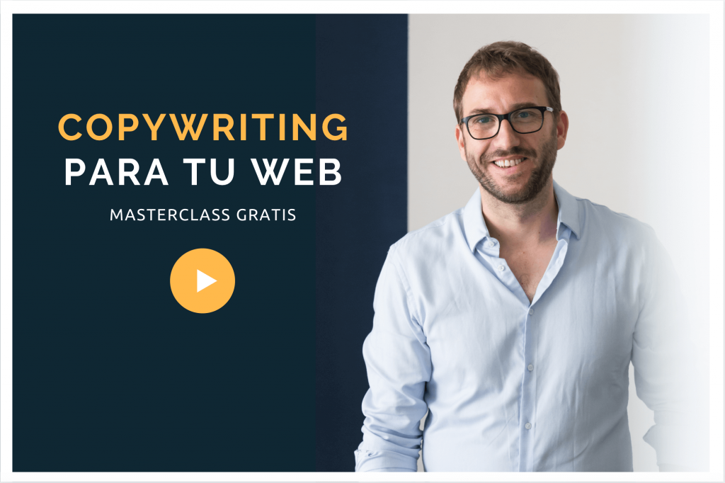 masterclass copywriting web